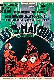 Les trois masques Poster