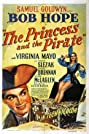 The Princess and the Pirate (1944) Poster