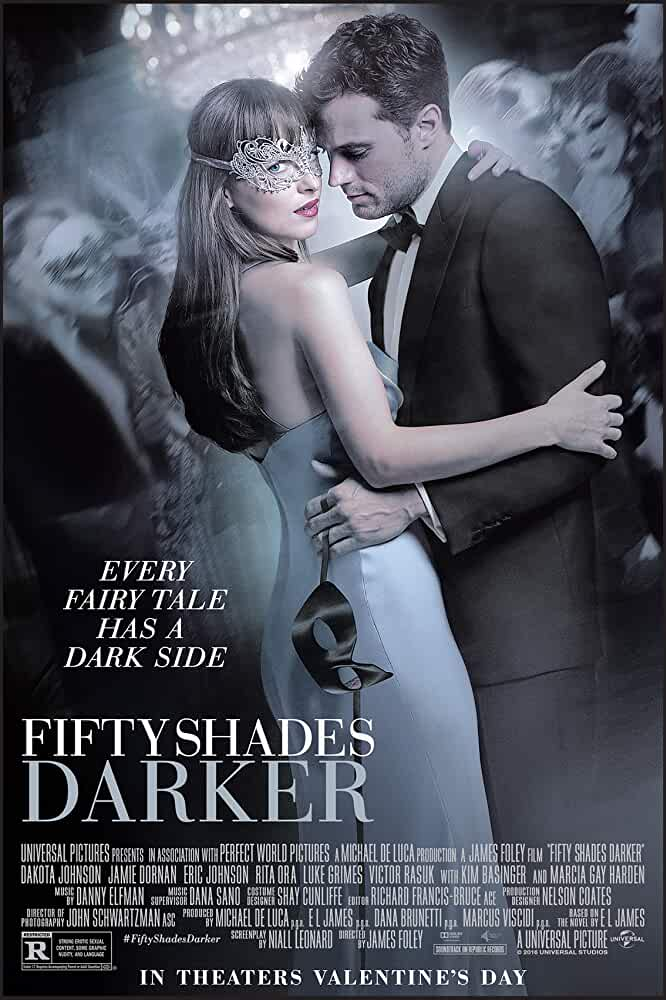 Fifty Shades Darker (2017) Hindi (हिन्दी) 5.1 Dual Audio BRRip 720p 1080p Full Movie