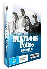 Paul Cronin in Matlock Police (1971)