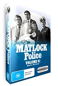 Primary photo for Matlock Police