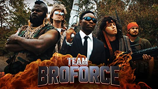 Latest smartmovie free download Team BroForce [720p]