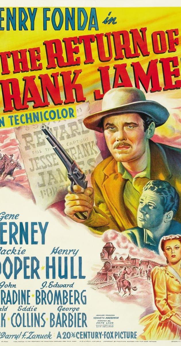 The Return of Frank James (1940) Subtitles