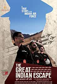 The Great Indian Escape (2019) HDRip hindi Full Movie Watch Online Free MovieRulz