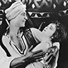Agnes Ayres and Rudolph Valentino in The Sheik (1921)