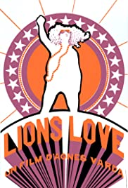 Lions Love (... and Lies) Poster