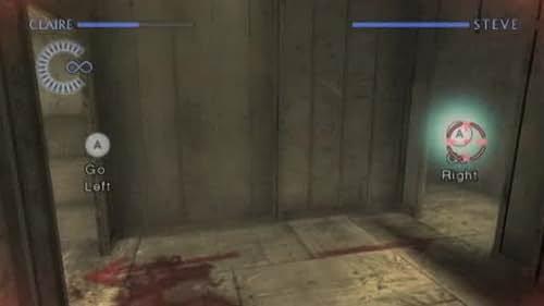 Resident Evil: The Darkside Chronicles: Clip 2