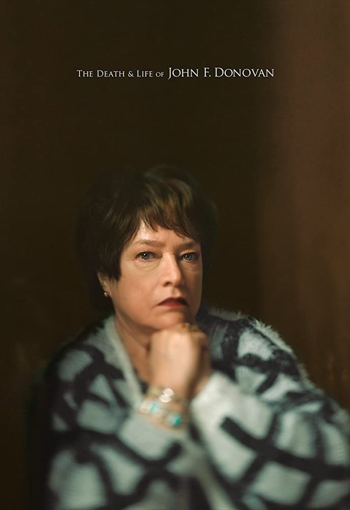 Kathy Bates in The Death and Life of John F. Donovan (2018)