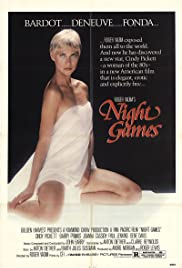 Night Games Poster