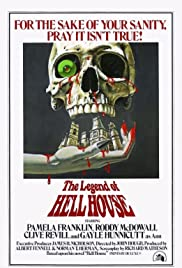 The Legend of Hell House (1973) Poster - Movie Forum, Cast, Reviews