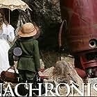 Ryan Grantham and Katarina Watt in The Anachronism (2008)