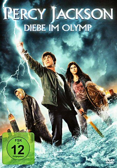 suchen Genießen Sie kostenlosen Versand beste Turnschuhe Percy Jackson & the Olympians: The Lightning Thief (2010 ...