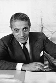 Aristotle Onassis Picture