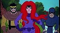 Medusa and the Inhumans