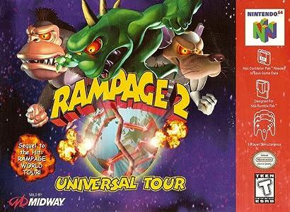 Watch free hq movies Rampage 2: Universal Tour [640x352]