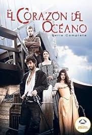 El corazón del océano Poster