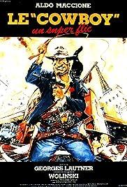 Le cowboy Poster
