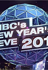 NBC's New Year's Eve Poster