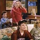 Marilu Henner and Jay R. Ferguson in Evening Shade (1990)