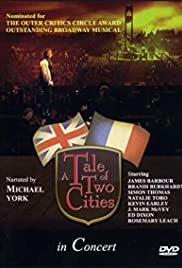 A Tale of Two Cities: In Concert Poster
