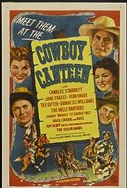 Cowboy Canteen Poster