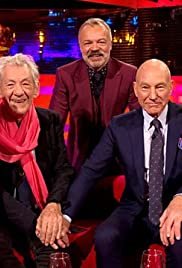 Hugh Jackman/Sir Patrick Stewart/Sir Ian McKellen/James Blunt Poster