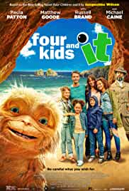 Four Kids and It (2020) HDRip English Movie Watch Online Free