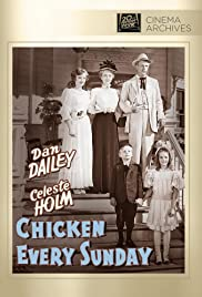 Chicken Every Sunday (1949) Poster - Movie Forum, Cast, Reviews