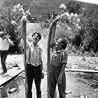 Jackie Coogan and Junior Durkin in Tom Sawyer (1930)