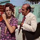 Lima Duarte and Carmem Silva in Guerra Conjugal (1974)