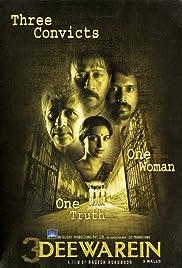 3 Deewarein(2003) Poster - Movie Forum, Cast, Reviews