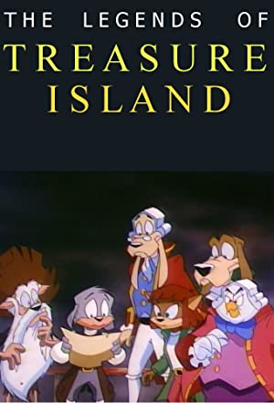 Where to stream The Legends of Treasure Island