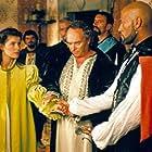 Kenneth Branagh, Laurence Fishburne, Irène Jacob, and Gabriele Ferzetti in Othello (1995)