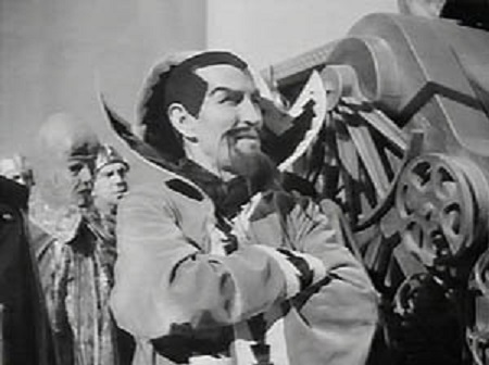 Charles Middleton in Flash Gordon's Trip to Mars (1938)