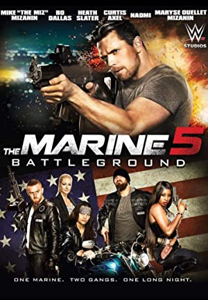 The Marine 5: Battleground (Hindi Dubbed) (2017) Full Movie HD