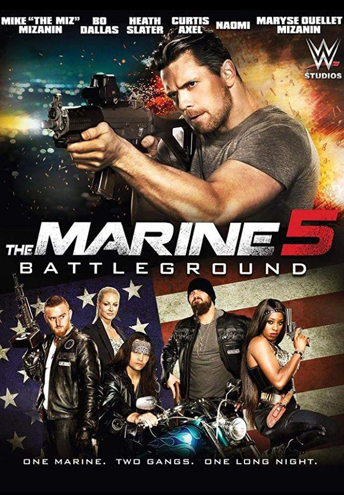 The Marine 5 Battleground 2017 Dual Audio Hindi 350MB BluRay ESub Download