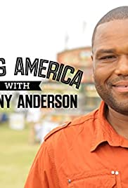 Eating America with Anthony Anderson Poster