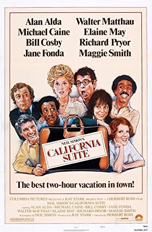 Where to stream California Suite