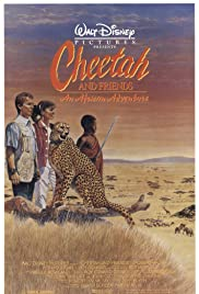 Cheetah (1989) Poster - Movie Forum, Cast, Reviews