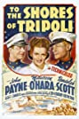 To the Shores of Tripoli (1942) Poster