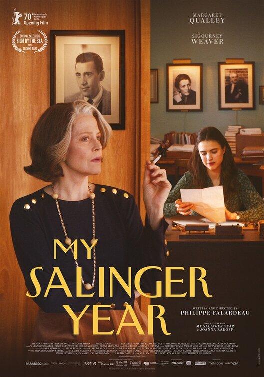 My Salinger Year (2020) - IMDb