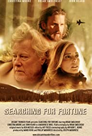 John Heard, Christina Moore, and Brian Smolensky in Searching for Fortune (2017)