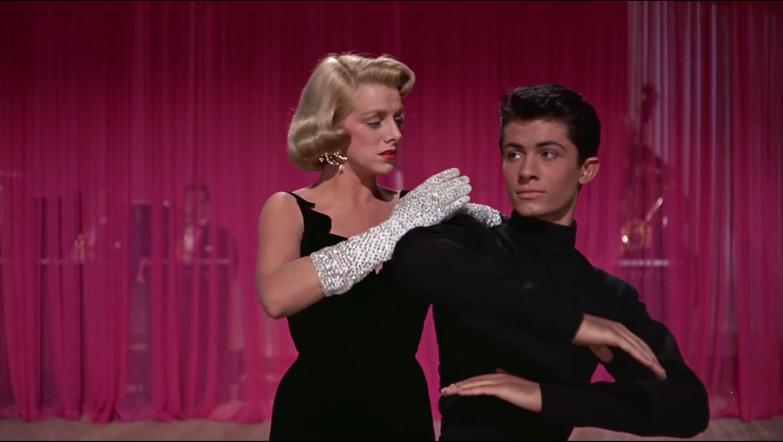 George Chakiris and Rosemary Clooney in White Christmas (1954)