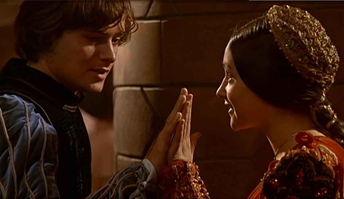 Resultado de imagem para Romeu e Juliete 1968