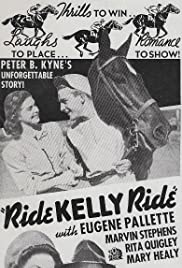Ride, Kelly, Ride Poster