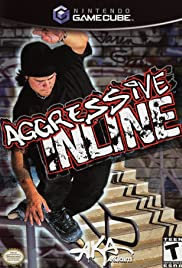 Aggressive Inline Poster