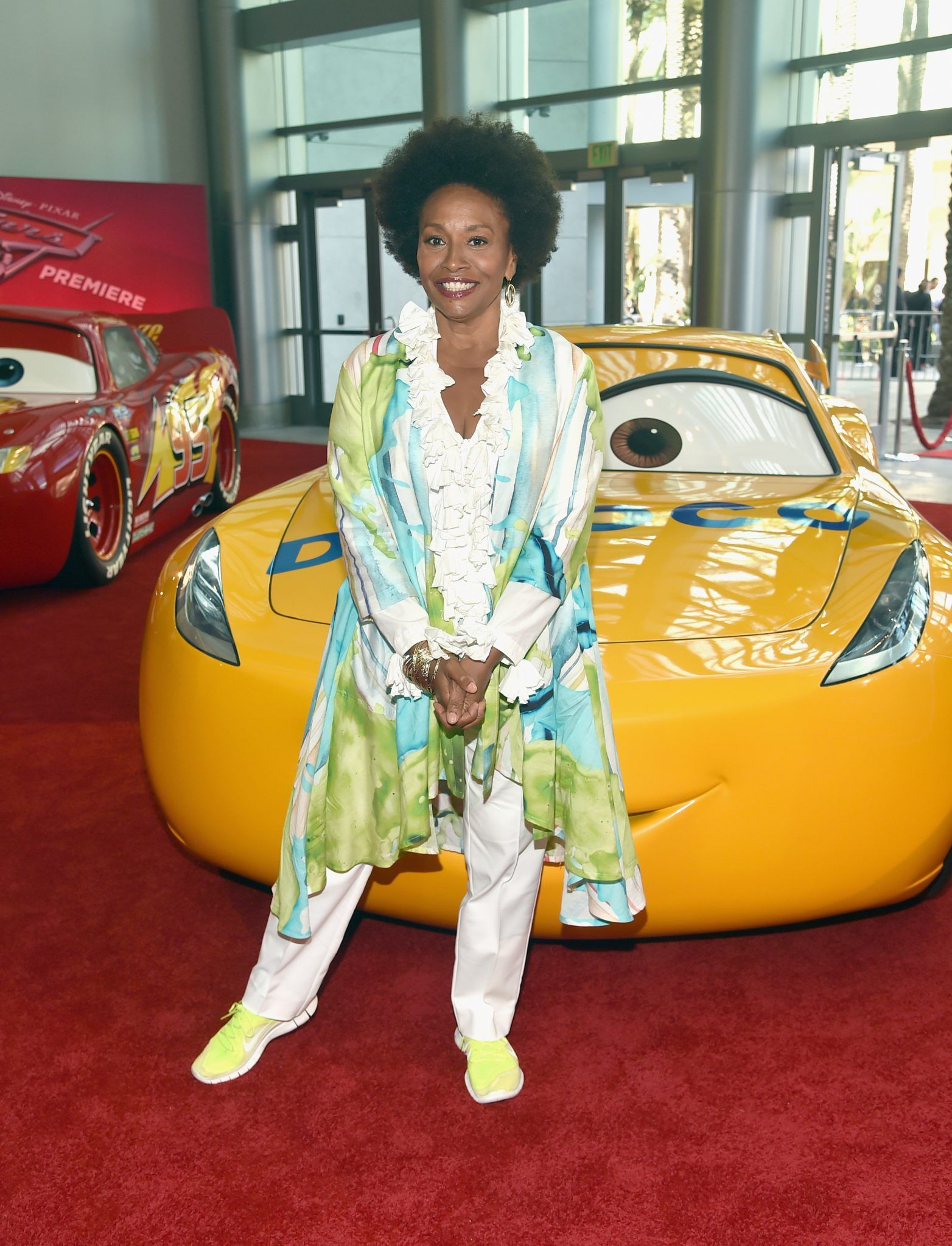 Jenifer Lewis at an event for Cars 3 (2017)