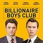 Ansel Elgort and Taron Egerton in Billionaire Boys Club (2018)