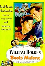 Boots Malone (1952) Poster - Movie Forum, Cast, Reviews