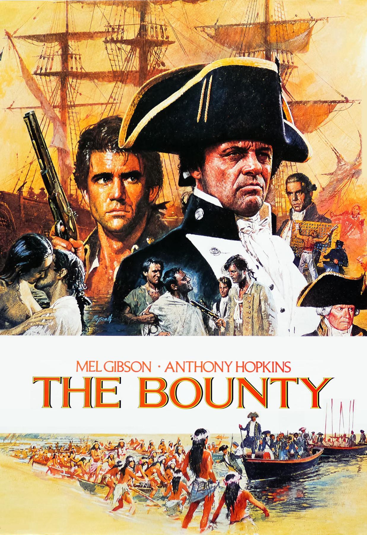 les révoltés du bounty 1984